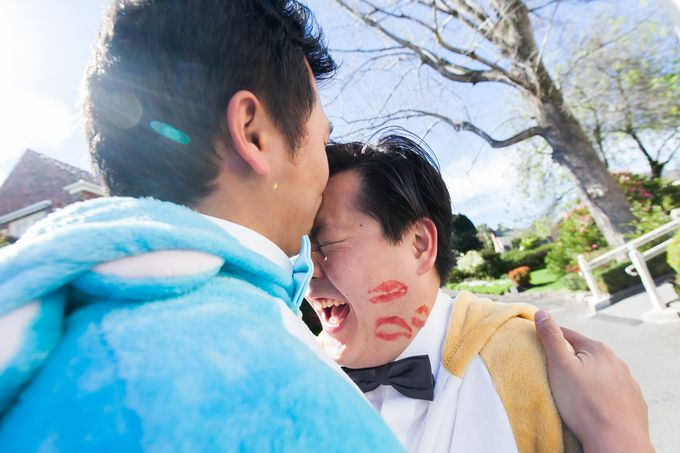 Wedding ceremony by The Wedding Barn Gallery - 009