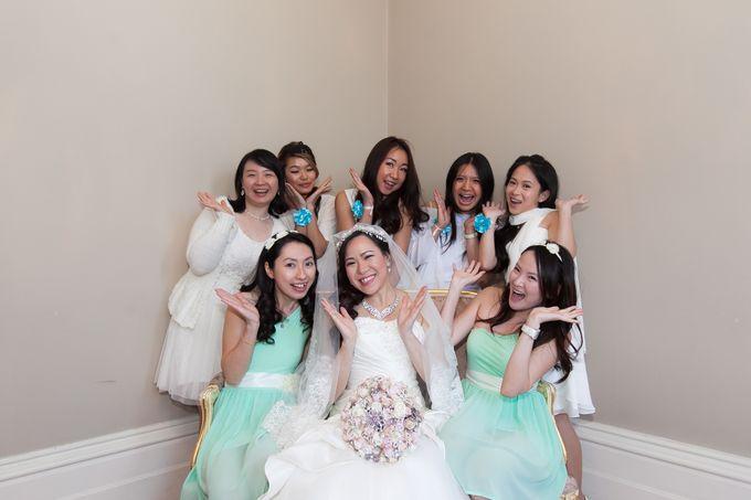 Wedding ceremony by The Wedding Barn Gallery - 015