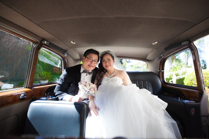 Wedding ceremony by The Wedding Barn Gallery - 017