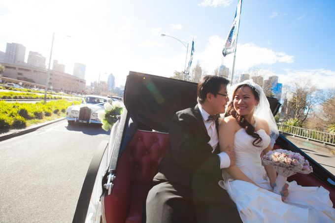Wedding ceremony by The Wedding Barn Gallery - 026