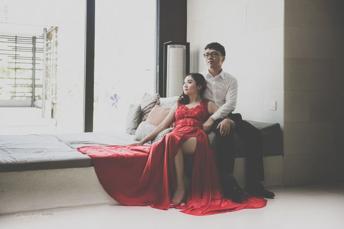 wu song prewedding photoshoot by Valyn Photography - 039