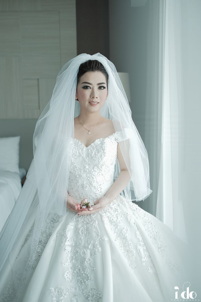 Aldy & Silvia The Wedding by MY MUSE BY YOFI - 004