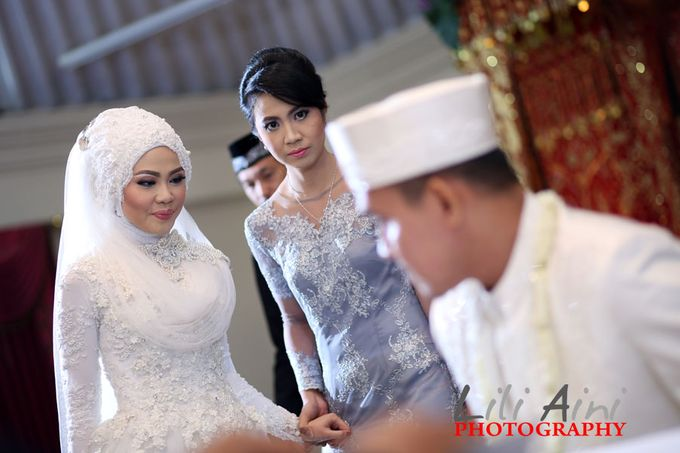 Ade & Didi Wedding by Lili Aini Photography - 005