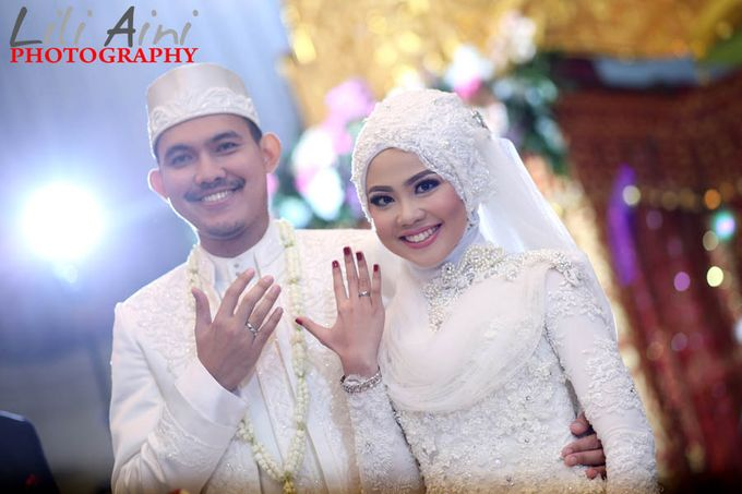 Ade & Didi Wedding by Lili Aini Photography - 006