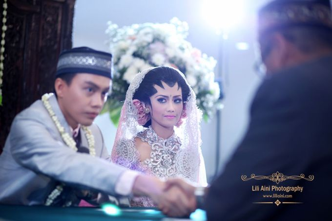 Sasa & Angga Wedding by Lili Aini Photography - 007