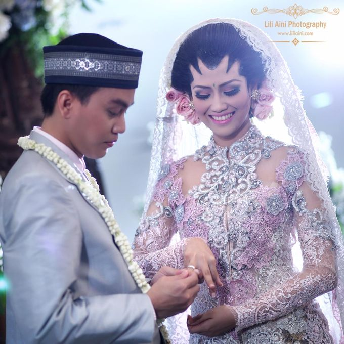 Sasa & Angga Wedding by Lili Aini Photography - 009