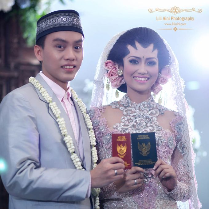 Sasa & Angga Wedding by Lili Aini Photography - 010