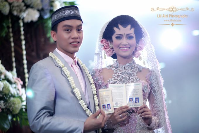 Sasa & Angga Wedding by Lili Aini Photography - 011