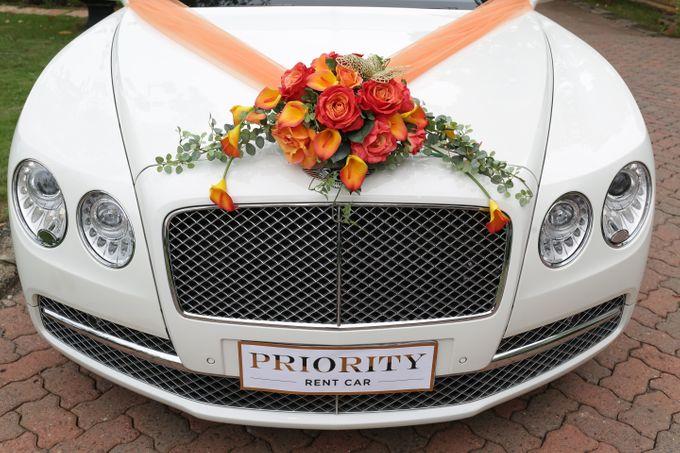 Beautiful Bentley by Priority Rent car - 004