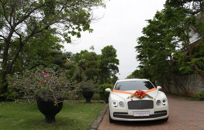 Beautiful Bentley by Priority Rent car - 005