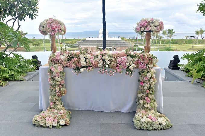 Elegant Wedding for Donna & Ricky by magical blossoms - 013