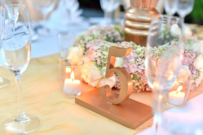 Elegant Wedding for Donna & Ricky by magical blossoms - 018