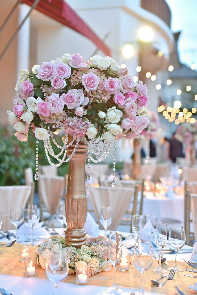 Elegant Wedding for Donna & Ricky by magical blossoms - 019