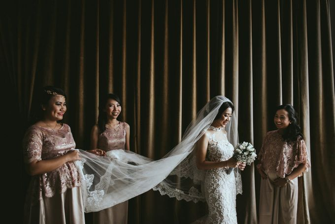 The Wedding by VA Make Up Artist - 039