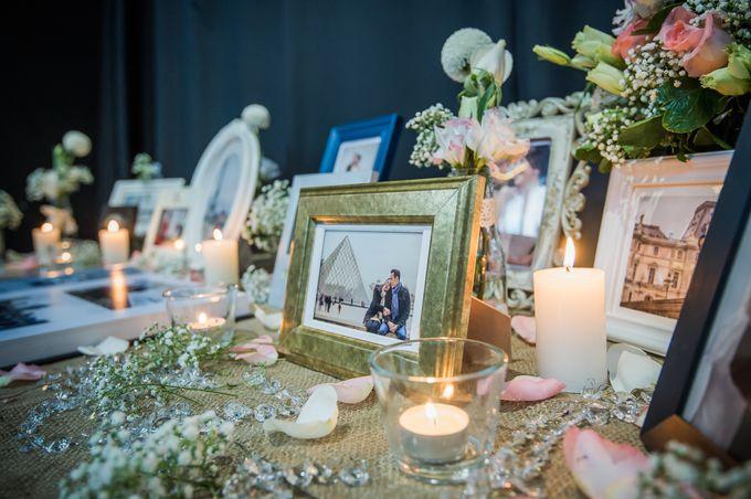 Celebrity Wedding Hui Mei & Choon Yang by precious wedding - 005