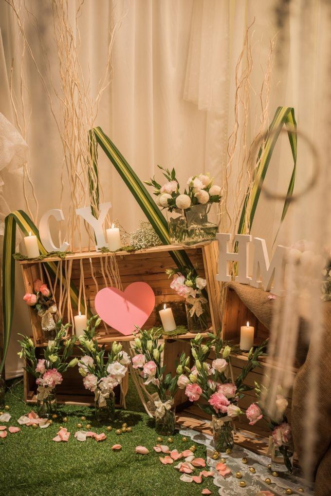 Celebrity Wedding Hui Mei & Choon Yang by precious wedding - 010