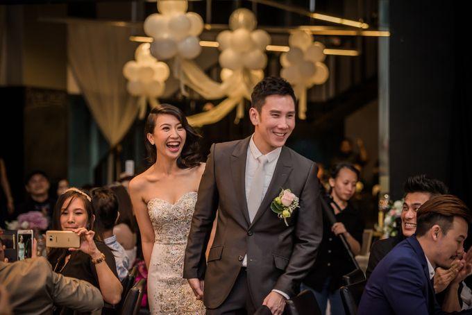 Celebrity Wedding Hui Mei & Choon Yang by precious wedding - 016