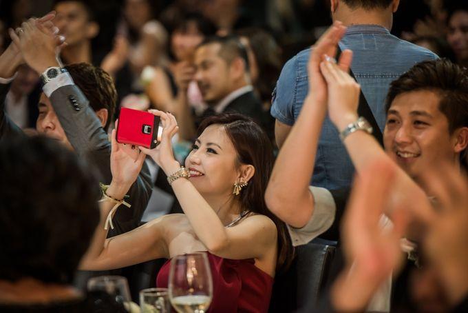 Celebrity Wedding Hui Mei & Choon Yang by precious wedding - 019