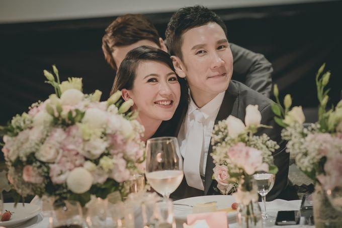 Celebrity Wedding Hui Mei & Choon Yang by precious wedding - 013
