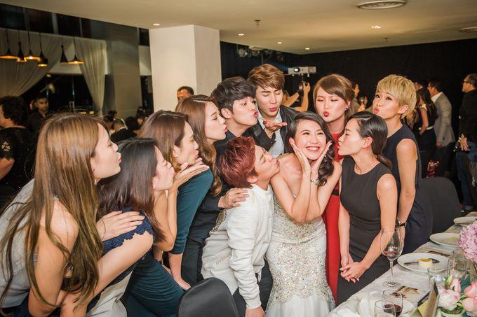 Celebrity Wedding Hui Mei & Choon Yang by precious wedding - 014