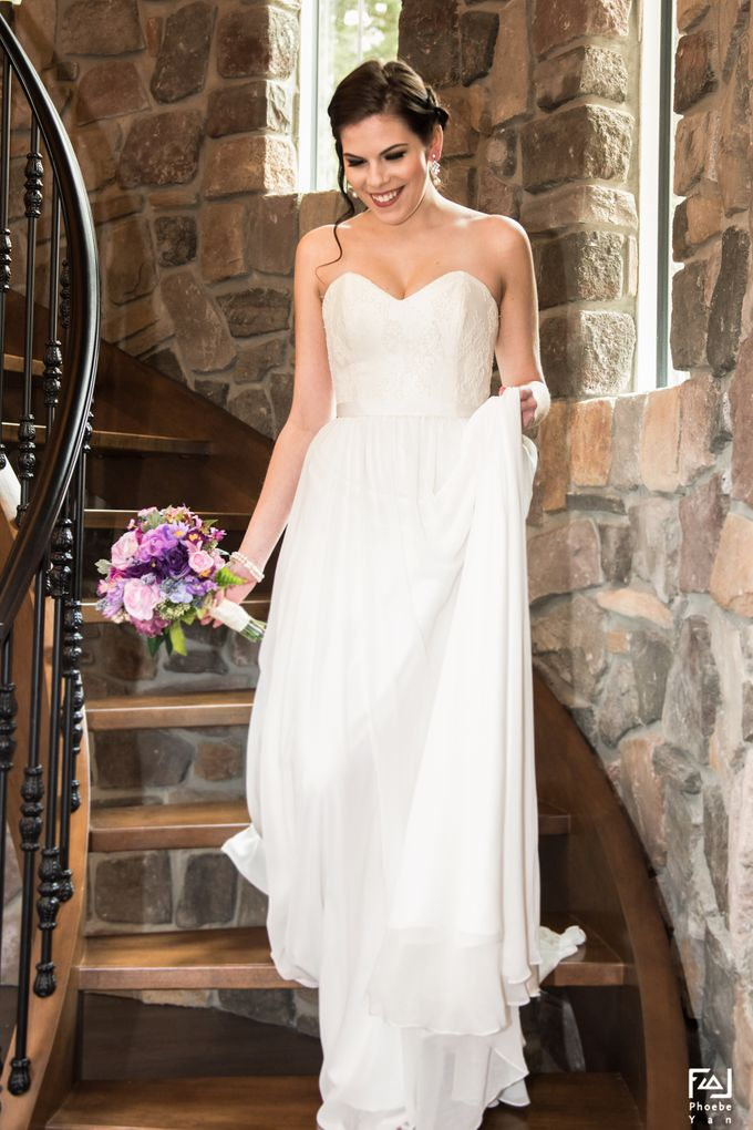 Bridal Looks by Cinthia Torres Makeup Artistry - 004
