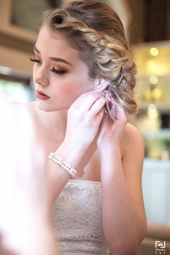 Bridal Looks by Cinthia Torres Makeup Artistry - 003