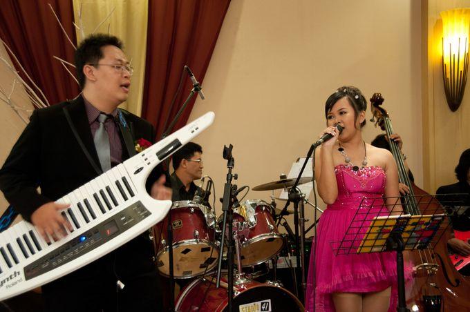 Wedding Yosia & Novita by Teddy Chen Music Entertainment - 003