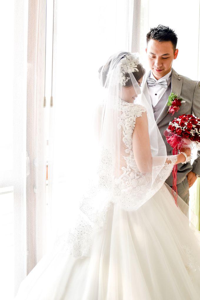 The Wedding Ghany & Fiona by Lina Gunawan MakeUpArtist - 042