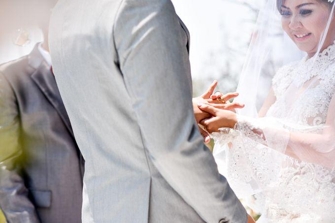 The Wedding Ghany & Fiona by Lina Gunawan MakeUpArtist - 043