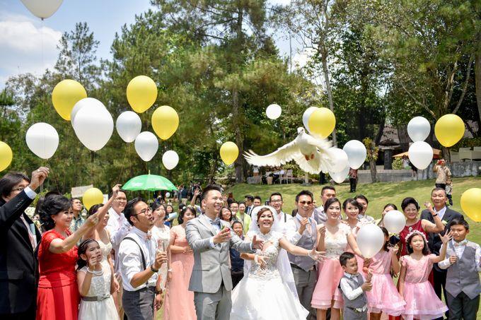 The Wedding Ghany & Fiona by Lina Gunawan MakeUpArtist - 044