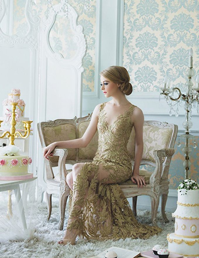 Pre-Wedding Gowns Collection by The Dresscodes Bridal - 019