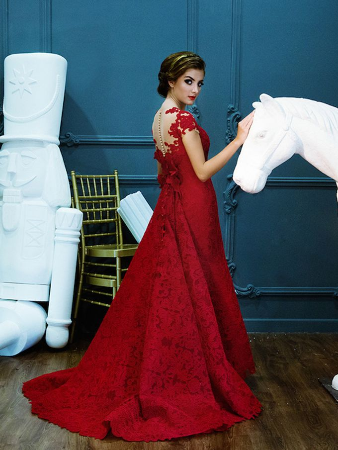 Pre-Wedding Gowns Collection by The Dresscodes Bridal - 020