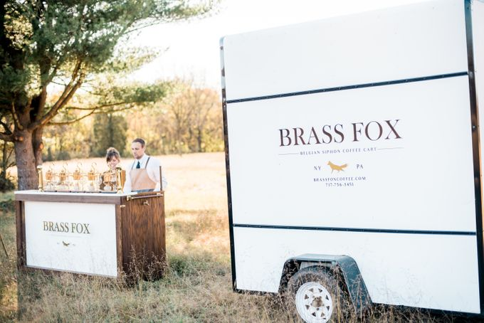 Brass Fox Wedding Shoot by Brass Fox Coffee Cart - 003