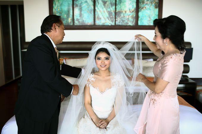 Yoan Devina Wedding by Lona Makeup - 001