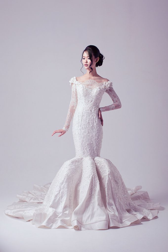 Our Wedding Gown Collection by The Dresscodes Bridal - 012