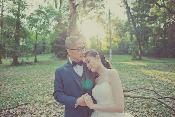 Pre-wedding Shoot YM & YL by ABSOLUTE BRIDE - 001