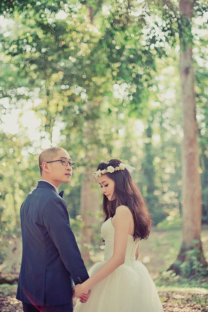 Pre-wedding Shoot YM & YL by ABSOLUTE BRIDE - 002