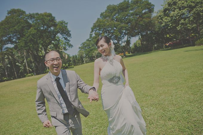 Pre-wedding Shoot YM & YL by ABSOLUTE BRIDE - 005