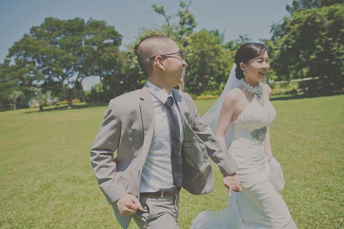 Pre-wedding Shoot YM & YL by ABSOLUTE BRIDE - 006