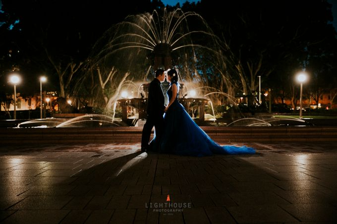 The Prewedding of Yudy and Lily - Sydney by Lighthouse Photography - 007