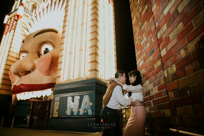 The Prewedding of Yudy and Lily - Sydney by Lighthouse Photography - 008
