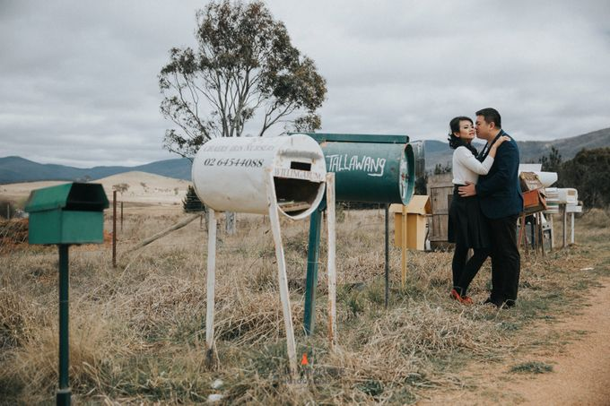 The Prewedding of Yudy and Lily - Sydney by Lighthouse Photography - 011