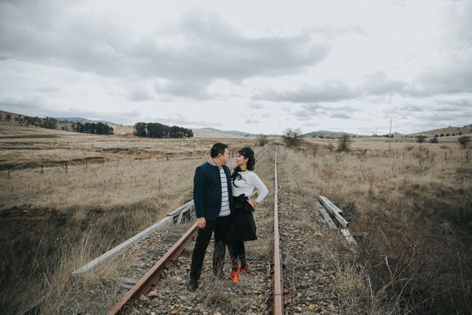 The Prewedding of Yudy and Lily - Sydney by Lighthouse Photography - 013