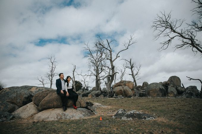 The Prewedding of Yudy and Lily - Sydney by Lighthouse Photography - 014