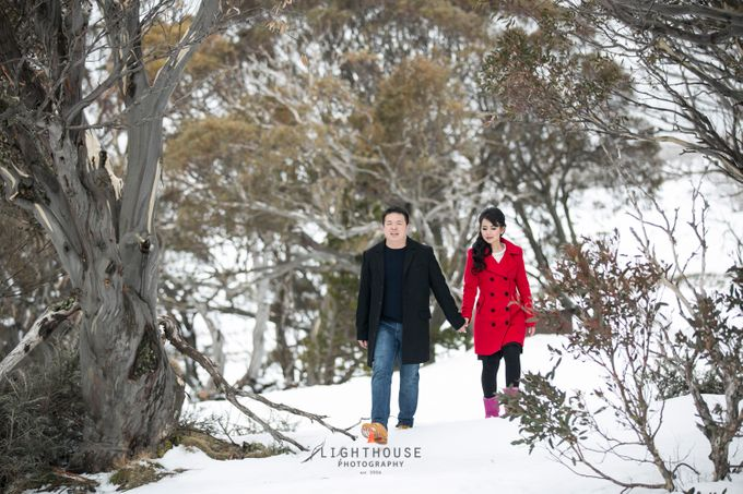 The Prewedding of Yudy and Lily - Sydney by Lighthouse Photography - 015