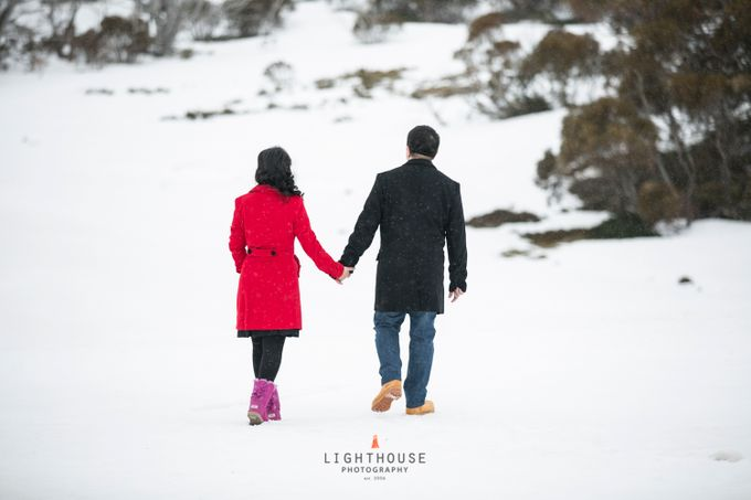 The Prewedding of Yudy and Lily - Sydney by Lighthouse Photography - 016