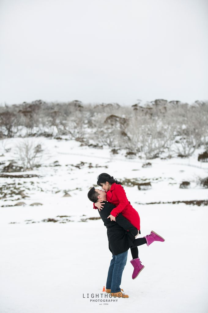 The Prewedding of Yudy and Lily - Sydney by Lighthouse Photography - 017