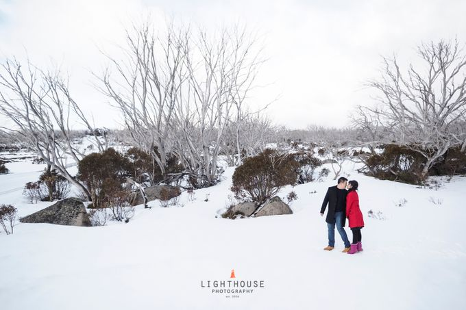 The Prewedding of Yudy and Lily - Sydney by Lighthouse Photography - 018