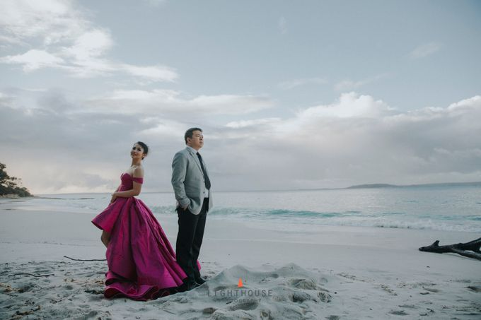 The Prewedding of Yudy and Lily - Sydney by Lighthouse Photography - 019