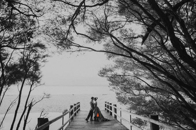 The Prewedding of Yudy and Lily - Sydney by Lighthouse Photography - 020